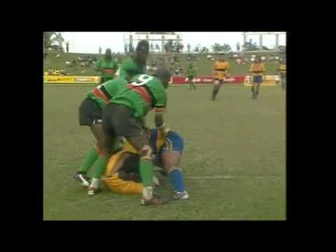 South Pacific Games  2003 Rugby 7s  Vanuatu vs Niue M14