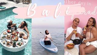 BALI TRAVEL VLOG 2018 | seminyak, floating breakfast & beach club adventures