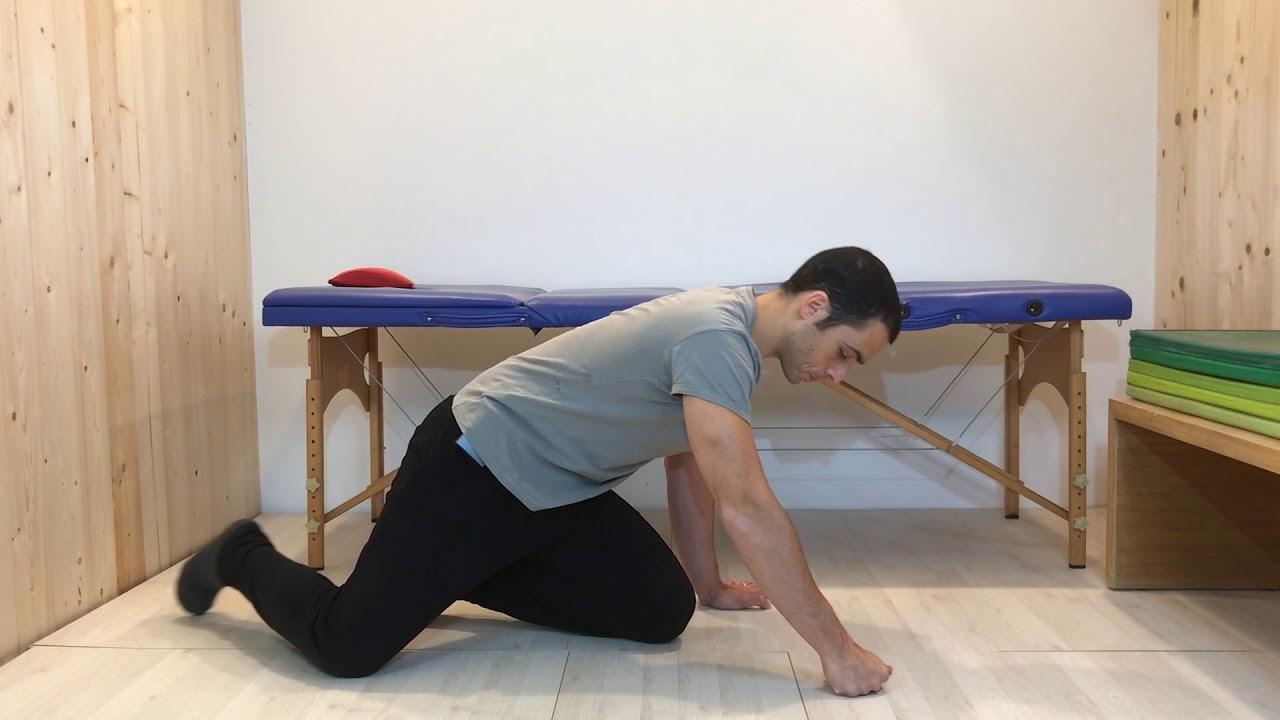 dolore allinguine e difficoltà a raddrizzare la gamba