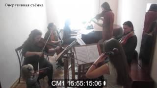 """Симфо-группа Пятый Элемент- Саундтрек к х,ф """"Криминальное чтиво"""""""