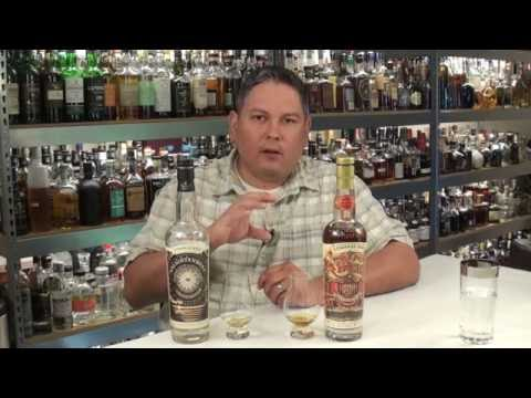 "Compass Box ""The Circus"" & ""Enlightenment"" Whiskies Reviewed"