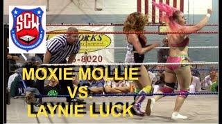 Laynie Luck vs. Moxie Mollie -- 5/18/18
