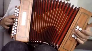 valse ecossaise miz kerzu a l'accordeon diatonique