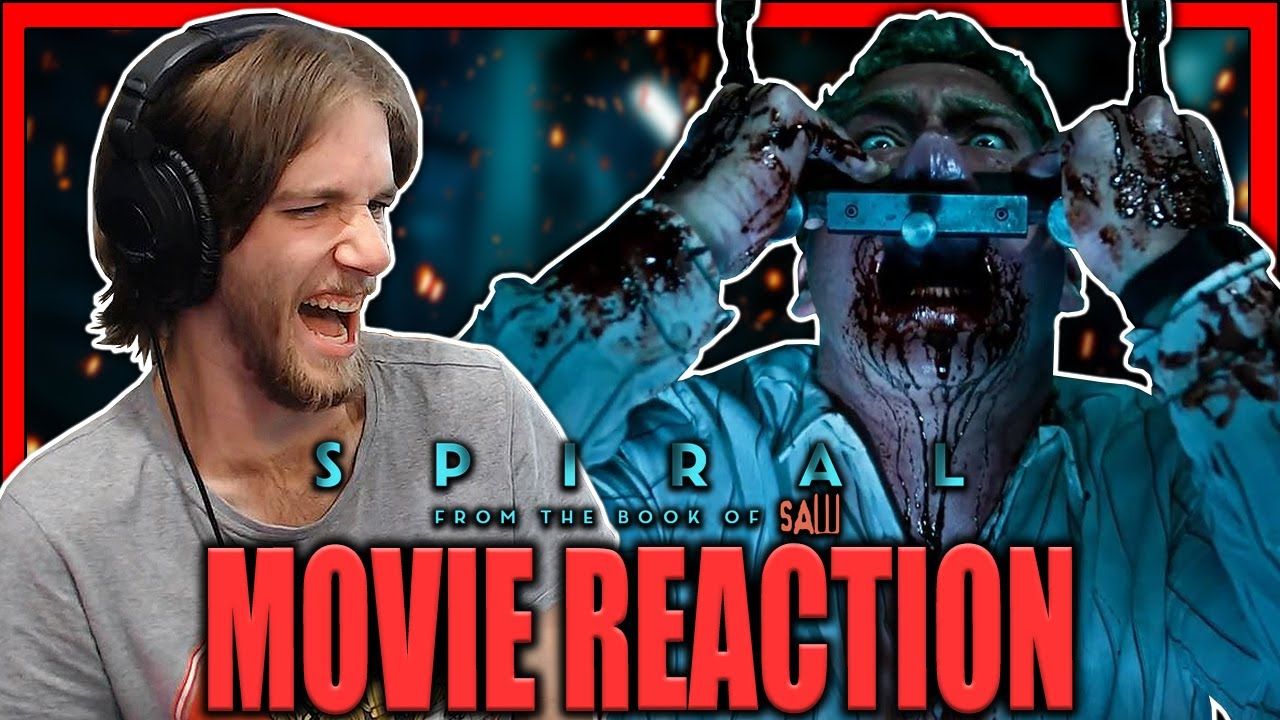 Download Spiral: From the Book of Saw (2021) MOVIE REACTION!!!