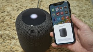Apple HomePod Setup