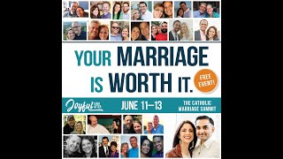 Your Marriage is Worth It! Free, Online Marriage Conference