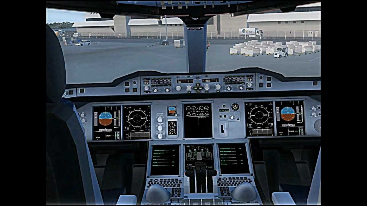Lufthansa A380-800 Takeoff from Singapore | HD | FSX ... | 1280 x 720 jpeg 91kB