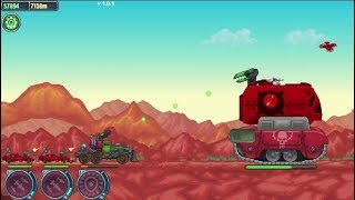 ROAD OF FURY DESERT STRIKE GAME LEVEL 4 WALKTHROUGH