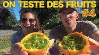 DEFI CULINAIRE 👅 | Fruits exotiques 🍍 #4