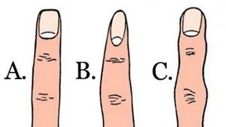 3 Bentuk Jari Tangan Yang Menggambarkan Kepribadian Anda
