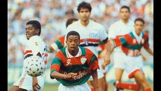 Máquina TRICOLOR contra LUSA de DENER * Portuguesa 2-2 São Paulo 1992