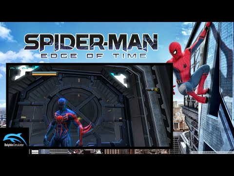 Spider Man Edge Of Time Dolphin Emulator | Pocophone F1 | Sd845 | Wii Game