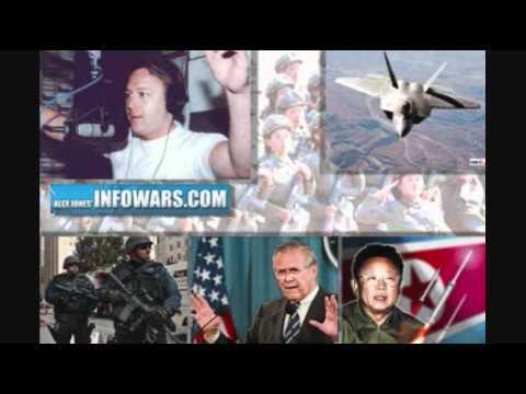 "Alex Jones & Paul Watson: ""North Korea, a globalist-created menace"""