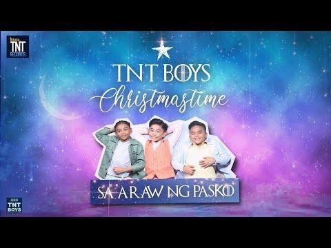 TNT Boys - Sa Araw Ng Pasko (HQ Audio) ♪