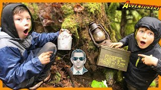 IS THIS DB COOPER'S HIDEOUT? 😱(NEW Mystery Clues Discovered)