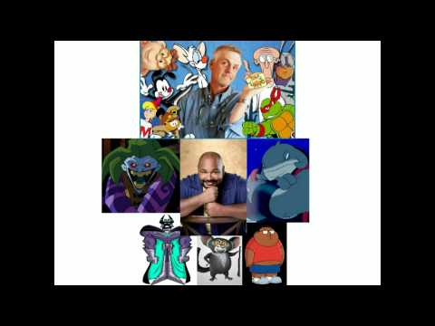 Shout Out from Rob Paulsen and Kevin Michael Richardson