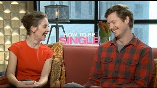 Alison Brie & Anders Holm Interview - How To Be Single