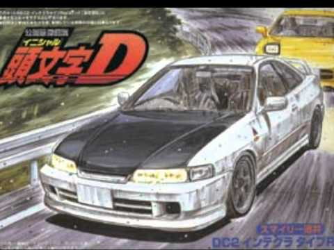 Initial D - DOCTOR LOVE