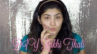 DIY Rakhi Thali | Easy and Affordable | Rakhi Week