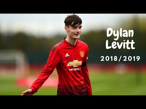 Dylan Levitt (Manchester United) - 2018/2019 Season Highlights.