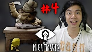 Mosnter Gembul - Little Nightmares - Indonesia #4
