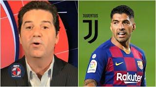 BARCELONA Luis Suárez se iría a la Juventus. 'Están regalando jugadores': Agulla | Fuera de Juego