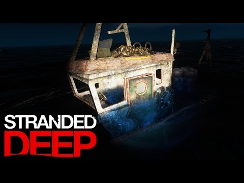 Stranded Deep | Survival Part 7 | NEW LOOT AND PLANS!!