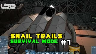 Space Engineers - Snail Trails & Welding Kevin SE3 - Part 7