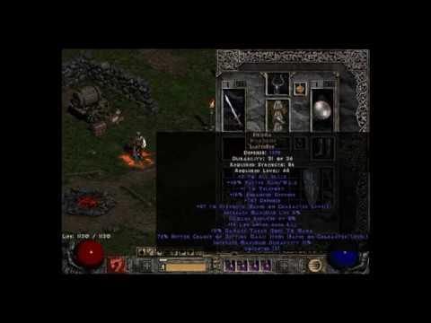 Diablo 2 item
