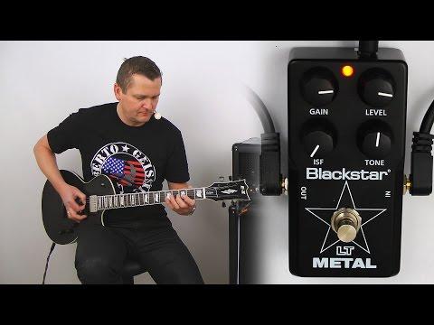Blackstar LT Metal - Review