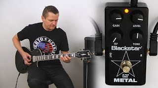 Blackstar LT Metal - Review