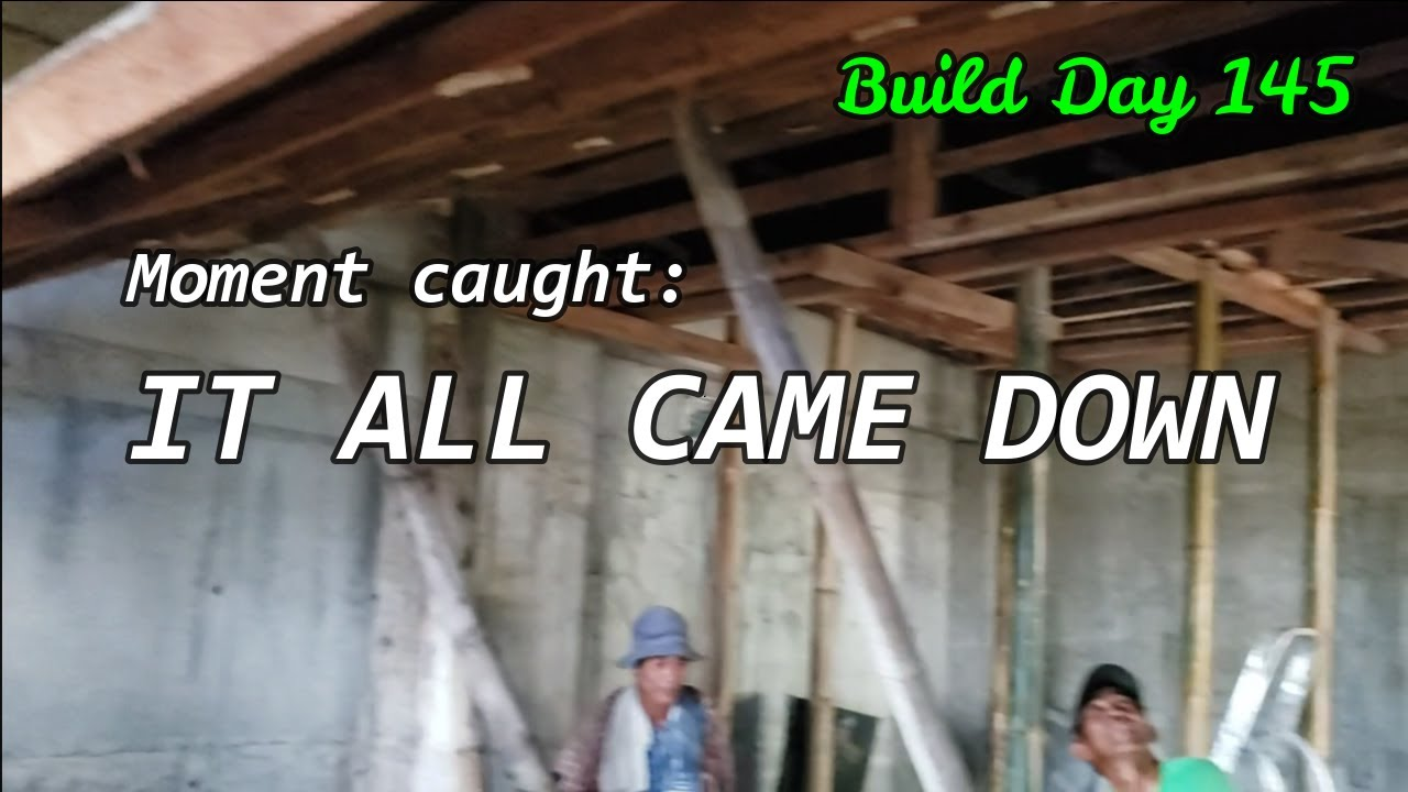 Philippines Beach House Build Day 145 : Forms came down PUBLIC BUILDING CODE  not FOLLOWED