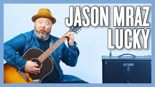 Do you hear me? i'm talking to you. teaching guys how play lucky by jason mraz and colbie caillat on acoustic guitar today's lesson. check it out!...