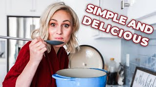 My Favorite Easy Recipe! Cook With Me | Ellie and Jared