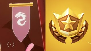 Week 3 secret baner (Fortnite battle royale)