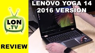 """Lenovo Yoga 700 14"""" Review - 2016 Version - 2 in 1 Laptop with 1080p display"""
