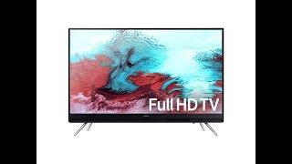 Channel Upgrade :- Tv Samsung (49) Full HD Flat Smart TV K5300 Series 5 Unboxing