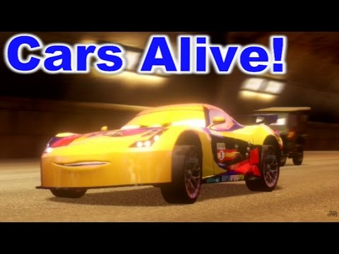 Cars 2 the video game miguel camino imperial tour youtube - Coloriage cars 2 miguel camino ...