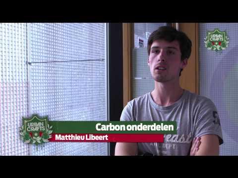 Matthieu Libeert: Carbon onderdelen