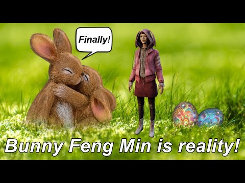 Dead By Daylight| Bunny Feng Min & other upcoming cosmetics revealed!