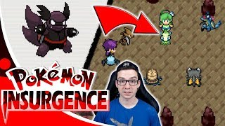 connectYoutube - THIS GAME IS SO COOL! Pokemon Insurgence Let's Play Episode 4