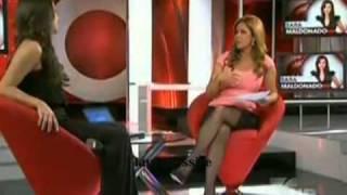 Sara Maldonado en Al rojo vivo