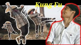 Master master teach me kung fu | dreamzunlimited | reaction