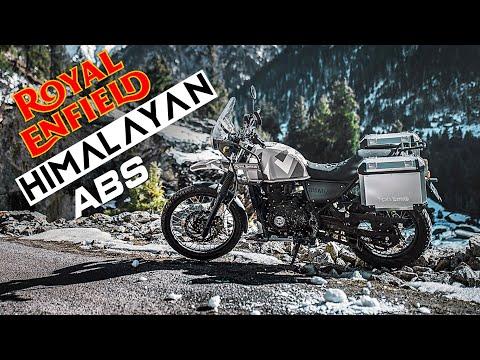 Royal Enfield Himalayan ABS Sleet  First Look