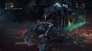 Bloodborne: Ludwig the Accursed Fight