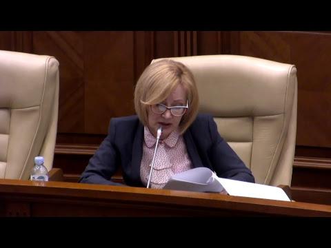 Şedinţa Parlamentului Republicii Moldova 22.02.2018