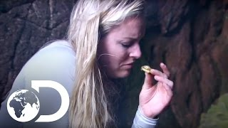 Lindsey Vonn Spends A Night at the Bear Grylls Hotel | Running Wild with Bear Grylls