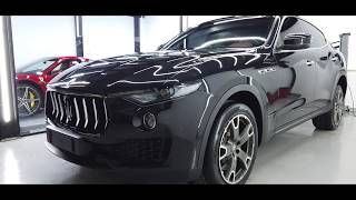 Maserati Levante Detail