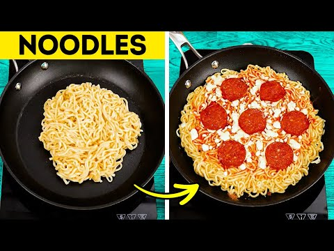 Incredibly Tasty Food Ideas, Kitchen Hacks And Cooking Tricks From Professionals
