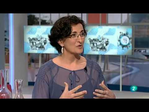 Eulalia Vidal: Beber agua, un café o un zumo por la mañana